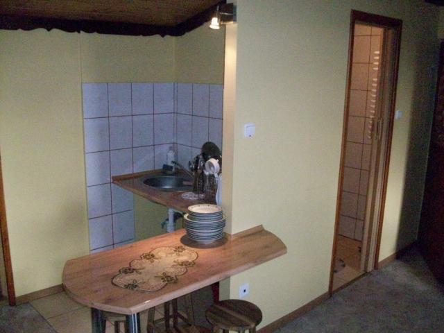 Aneks kuchenny w apartamencie U Wujcia Wisła Partecznik 20a Noclegi, Kwatery, Pensjonat