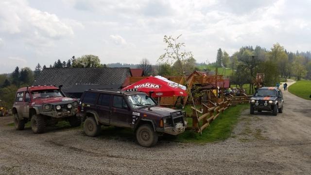 Off-road Wisła Bar Pod Piramidą ul. Kamienna19