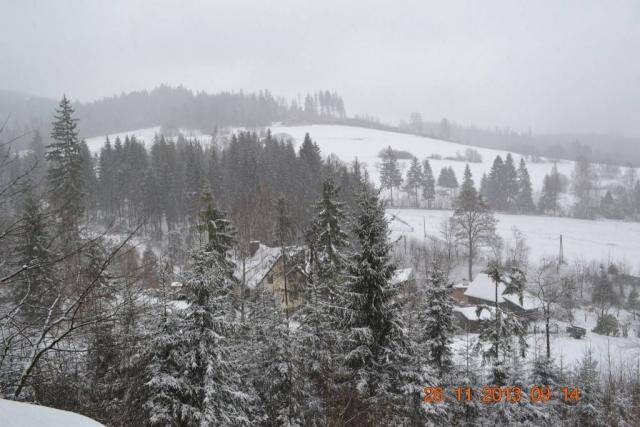 Zima U Wujcia Wisła Partecznik 20a Noclegi, Kwatery, Pensjonat