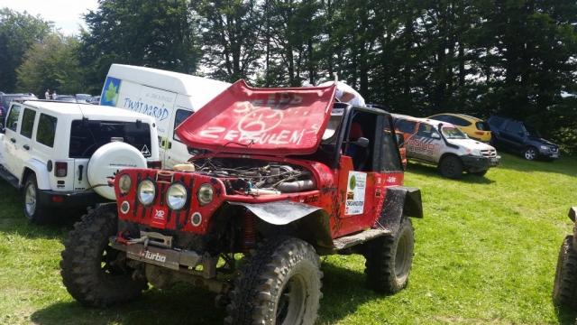 Jeep Dagmary Kowalczyk TVN