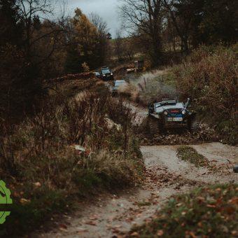 Zawody off-road w Wiśle