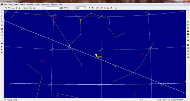 Obserwacje gwiazd i planet w Wiśle Pod Piramidą