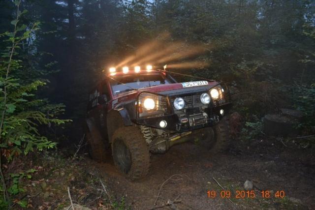 Nissan Patrol w Wiśle